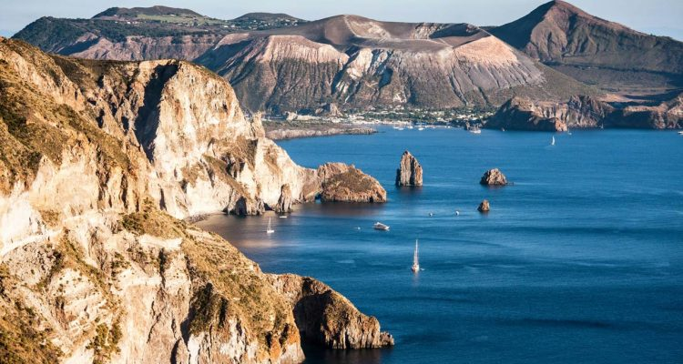 the island of Lipari