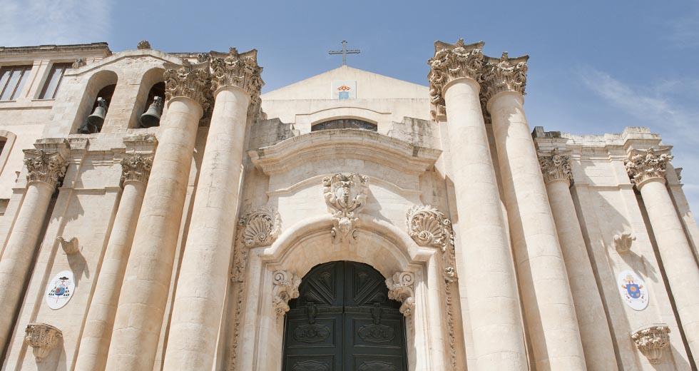 sanctuary madonna delle grazie in Modica