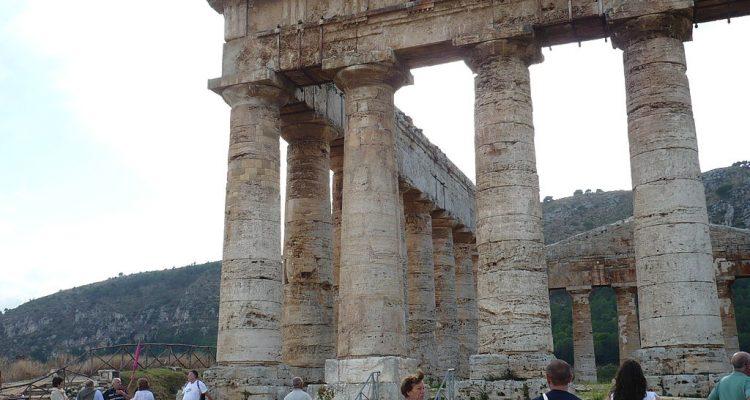 Temple of Segesta near Trapani